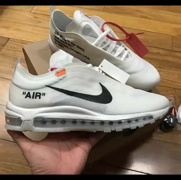2air max 97 off white